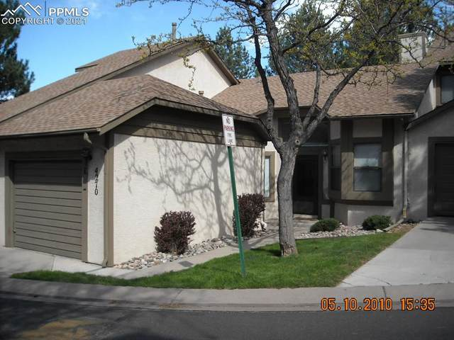 4270 Autumn Heights Drive E, Colorado Springs, CO 80906 (#3042815) :: Tommy Daly Home Team