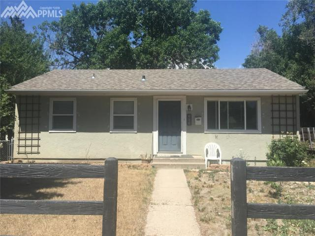 626 Warren Avenue, Colorado Springs, CO 80905 (#3043511) :: Fisk Team, RE/MAX Properties, Inc.