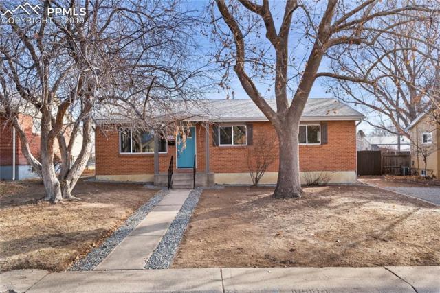 3209 Larkspur Drive, Colorado Springs, CO 80907 (#3043536) :: The Kibler Group