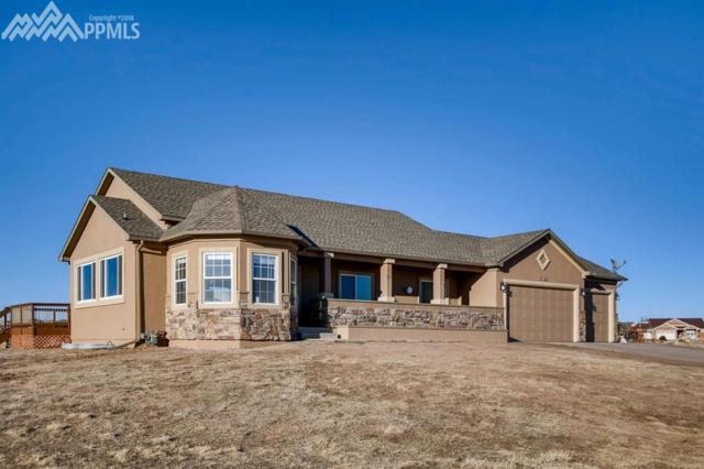 10160 Stapleton Road, Colorado Springs, CO 80908 (#3043990) :: Jason Daniels & Associates at RE/MAX Millennium