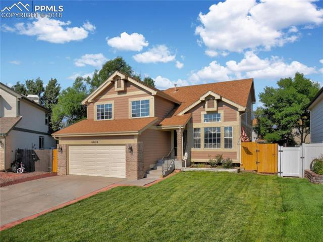 4404 Horizonpoint Drive, Colorado Springs, CO 80925 (#3044246) :: Harling Real Estate
