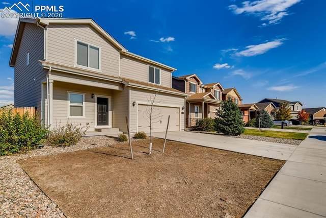 10146 Intrepid Way, Colorado Springs, CO 80925 (#3044328) :: The Treasure Davis Team