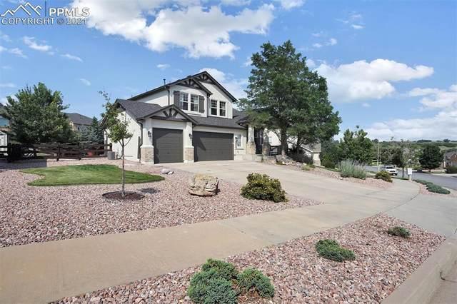 2030 Silver Creek Drive, Colorado Springs, CO 80921 (#3044683) :: The Kibler Group