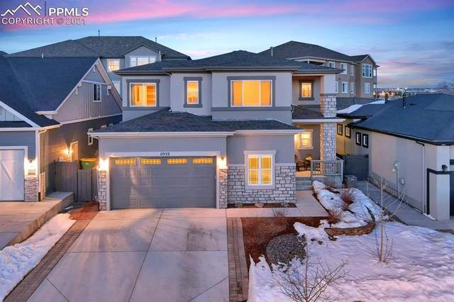 11552 Spectacular Bid Circle, Colorado Springs, CO 80921 (#3045264) :: The Dixon Group