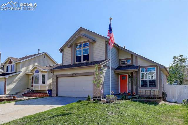 4329 Horizonpoint Drive, Colorado Springs, CO 80925 (#3047967) :: Re/Max Structure