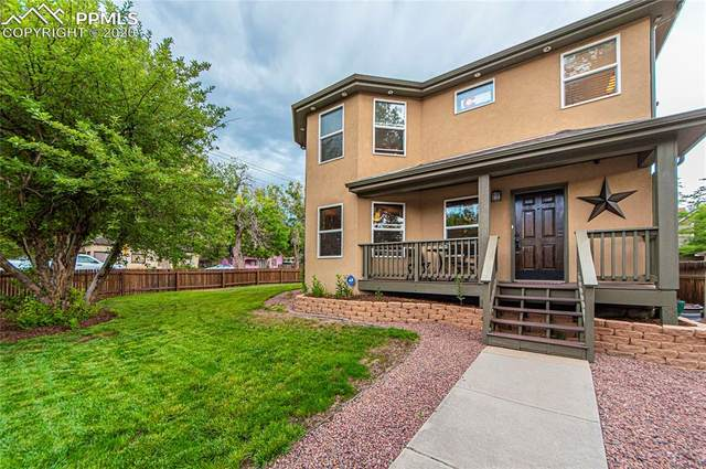 305 N Walnut Street, Colorado Springs, CO 80905 (#3049994) :: Venterra Real Estate LLC