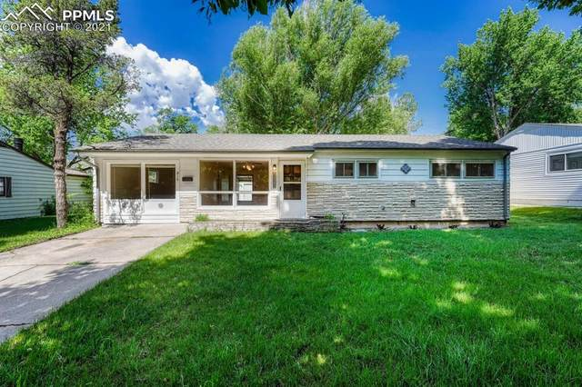 810 Valley Road, Colorado Springs, CO 80904 (#3053890) :: Tommy Daly Home Team