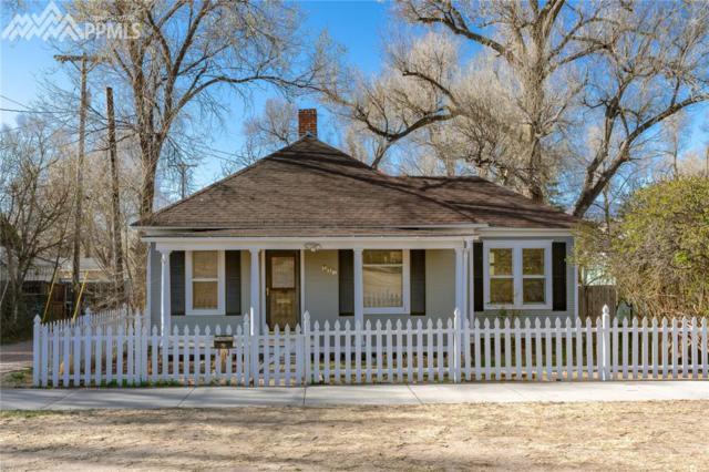615 E Yampa Street, Colorado Springs, CO 80903 (#3057686) :: 8z Real Estate