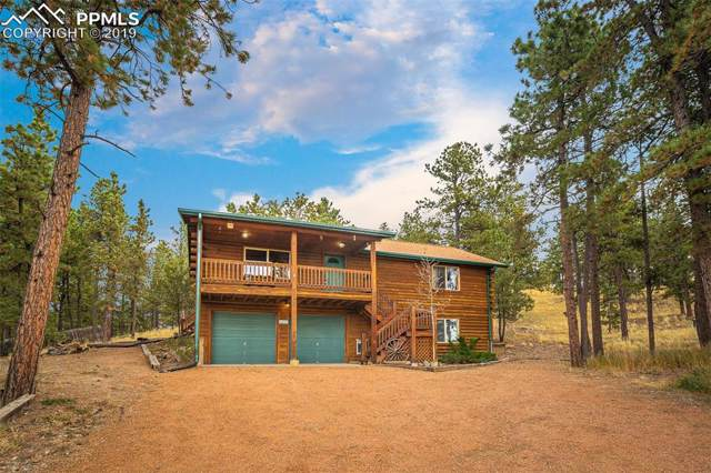 2139 S Mountain Estates Road, Florissant, CO 80816 (#3057860) :: The Peak Properties Group