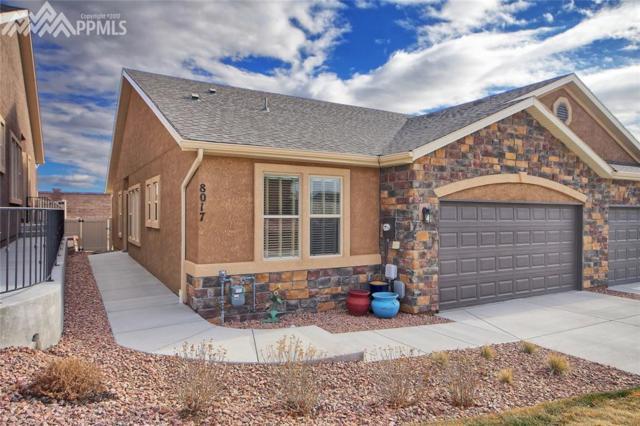 8017 Mockorange Heights, Colorado Springs, CO 80908 (#3058502) :: The Hunstiger Team