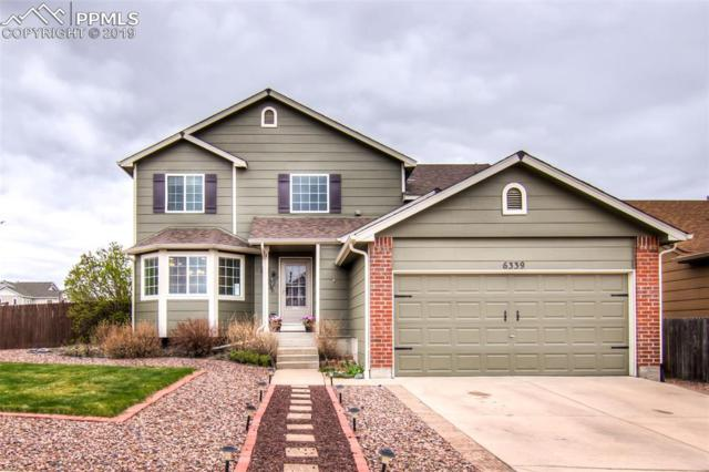 6339 Grand Mesa Drive, Colorado Springs, CO 80923 (#3060791) :: The Hunstiger Team