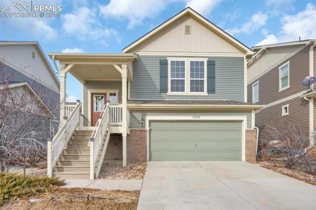 8364 Cypress Wood Drive, Colorado Springs, CO 80927 (#3060820) :: The Kibler Group
