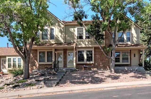 468 Rolling Hills Drive, Colorado Springs, CO 80919 (#3060891) :: Springs Home Team @ Keller Williams Partners