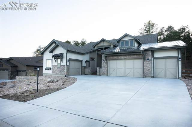 1436 Catnap Lane, Monument, CO 80132 (#3061096) :: Action Team Realty