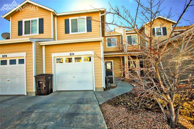 874 Red Thistle View, Colorado Springs, CO 80916 (#3062348) :: The Hunstiger Team