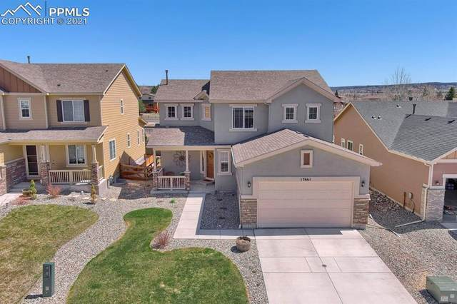 17661 Leisure Lake Drive, Monument, CO 80132 (#3062836) :: Action Team Realty