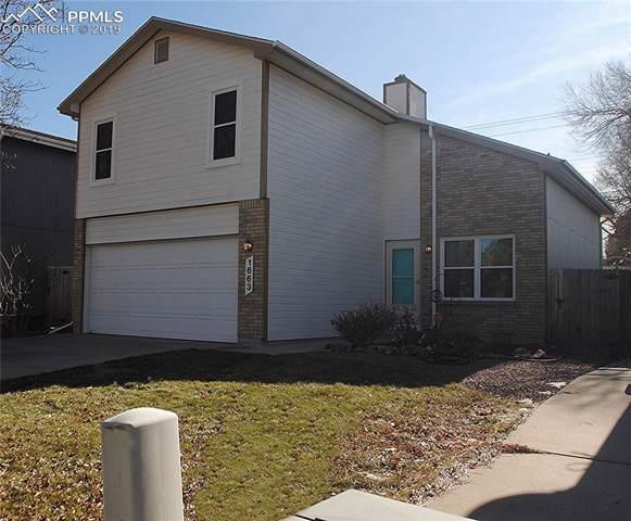 1663 4th Street, Colorado Springs, CO 80907 (#3066232) :: The Kibler Group