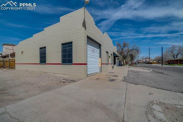 417 N Fountain Avenue, Pueblo, CO 81001 (#3066924) :: The Treasure Davis Team | eXp Realty