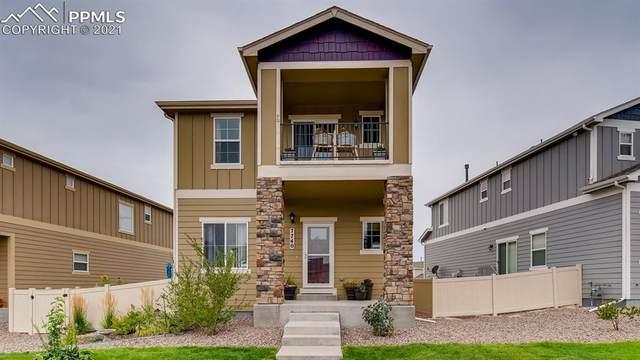 7740 Kiana Drive, Colorado Springs, CO 80908 (#3066978) :: Tommy Daly Home Team