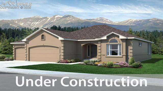 11077 Falling Snow Lane, Colorado Springs, CO 80908 (#3067405) :: The Treasure Davis Team