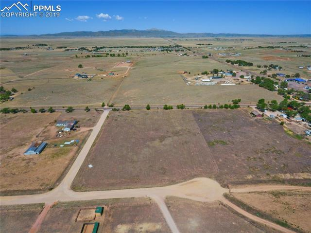 320 Longhorn Cattle Drive, Ellicott, CO 80808 (#3068683) :: The Kibler Group