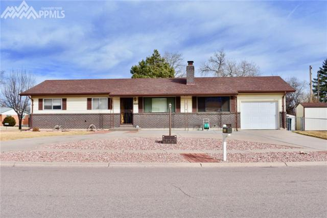 4223 Edwinstowe Avenue, Colorado Springs, CO 80907 (#3070299) :: The Hunstiger Team