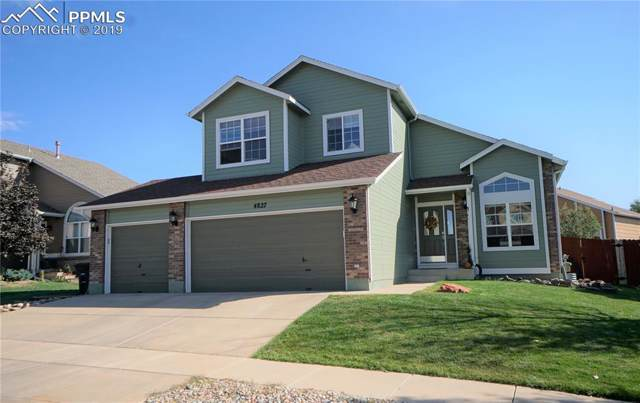 4827 Chariot Drive, Colorado Springs, CO 80923 (#3072643) :: Tommy Daly Home Team