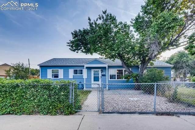 1209 La Junta Avenue, Colorado Springs, CO 80905 (#3073914) :: Tommy Daly Home Team