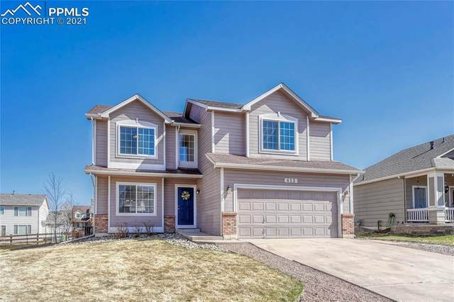 413 Talus Road, Monument, CO 80132 (#3075585) :: Fisk Team, RE/MAX Properties, Inc.