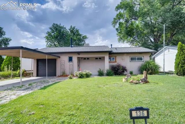 136 Norman Drive, Colorado Springs, CO 80911 (#3075621) :: The Dixon Group