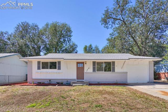 1714 Security Boulevard, Colorado Springs, CO 80911 (#3086048) :: 8z Real Estate