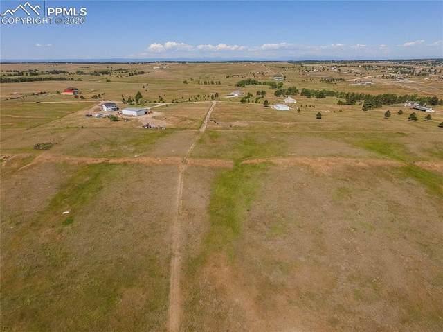 0 Private Road 29 Road, Elizabeth, CO 80107 (#3092059) :: The Treasure Davis Team