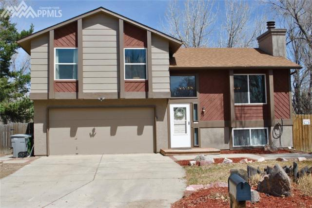 790 Vondelpark Drive, Colorado Springs, CO 80907 (#3092586) :: Jason Daniels & Associates at RE/MAX Millennium