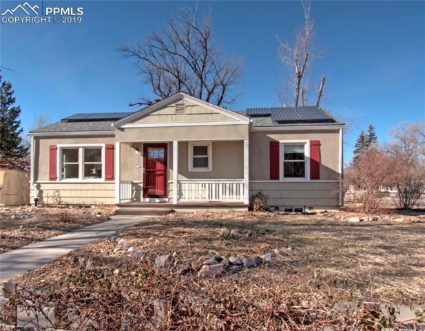 1232 N Cedar Street, Colorado Springs, CO 80903 (#3093978) :: The Treasure Davis Team