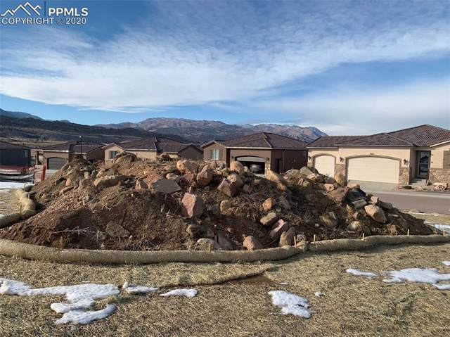 95 Mountain Spirit Point, Colorado Springs, CO 80904 (#3094025) :: The Treasure Davis Team