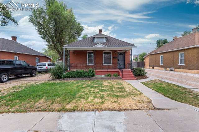 2024 S Spruce Street, Pueblo, CO 81004 (#3094961) :: Jason Daniels & Associates at RE/MAX Millennium