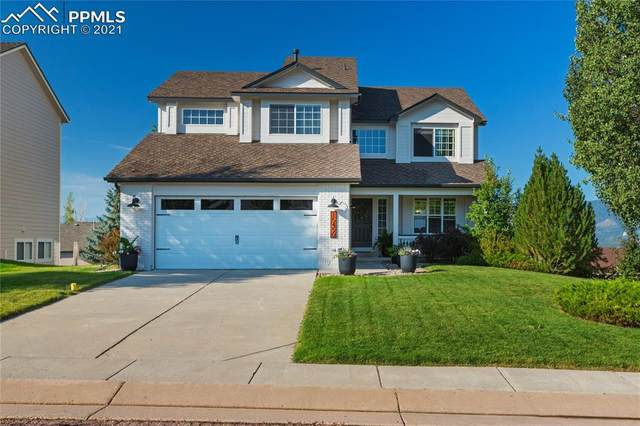 15450 Benchley Drive, Colorado Springs, CO 80921 (#3096585) :: Action Team Realty