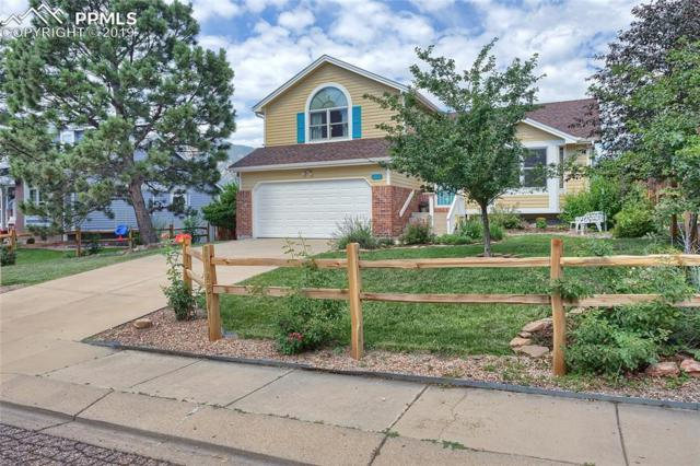 3955 Hickory Hill Drive, Colorado Springs, CO 80906 (#3097768) :: The Kibler Group