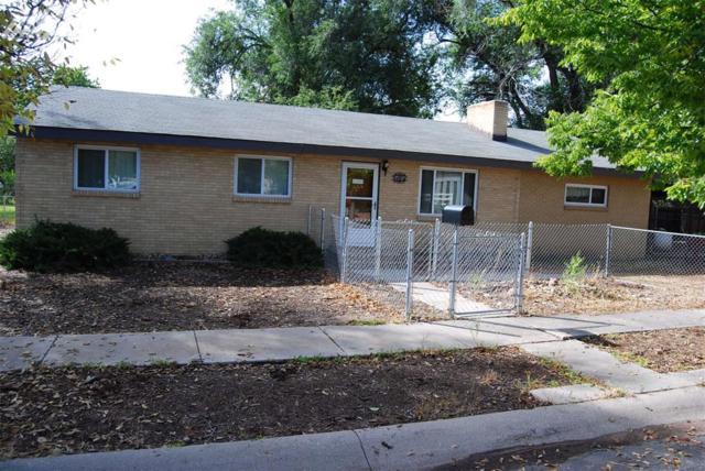 105 W Taylor Street, Colorado Springs, CO 80907 (#3098408) :: 8z Real Estate