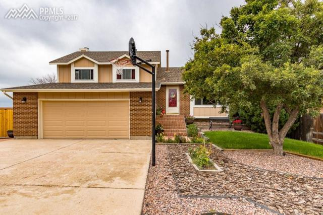 8665 Freemantle Drive, Colorado Springs, CO 80920 (#3099016) :: The Hunstiger Team