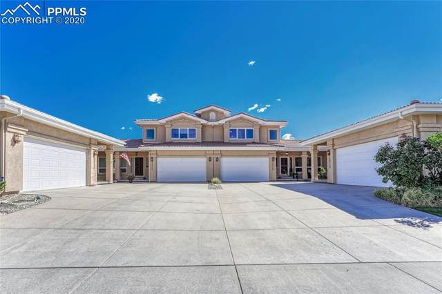 13718 Paradise Villas Grove, Colorado Springs, CO 80921 (#3099365) :: Fisk Team, RE/MAX Properties, Inc.
