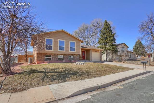2450 Cather Court, Colorado Springs, CO 80916 (#3100585) :: The Kibler Group