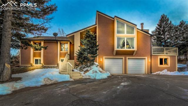 8214 Red Rock Court, Larkspur, CO 80118 (#3103758) :: The Treasure Davis Team