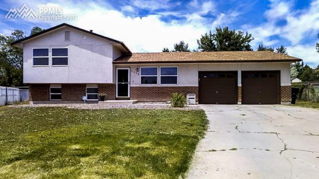 7428 Colonial Lane, Fountain, CO 80817 (#3104991) :: Action Team Realty