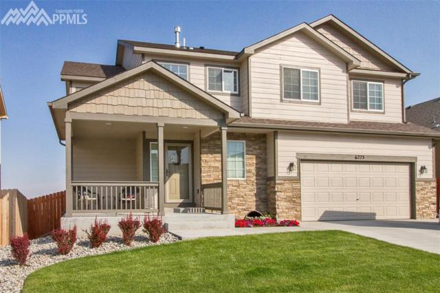 6275 San Mateo Drive, Colorado Springs, CO 80911 (#3105055) :: Fisk Team, RE/MAX Properties, Inc.