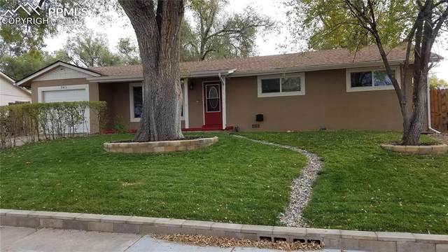 541 Marquette Drive, Colorado Springs, CO 80911 (#3106391) :: The Gold Medal Team with RE/MAX Properties, Inc