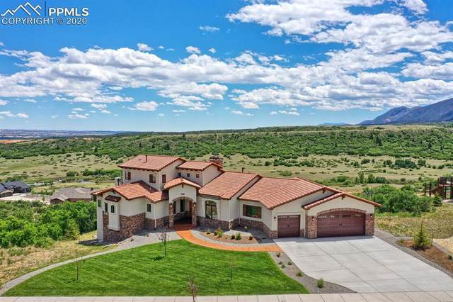 3505 Mesa Top Drive, Monument, CO 80132 (#3106644) :: 8z Real Estate