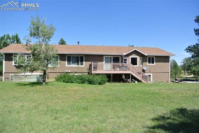 29495 County Road 93 Road, Kiowa, CO 80117 (#3107056) :: The Treasure Davis Team