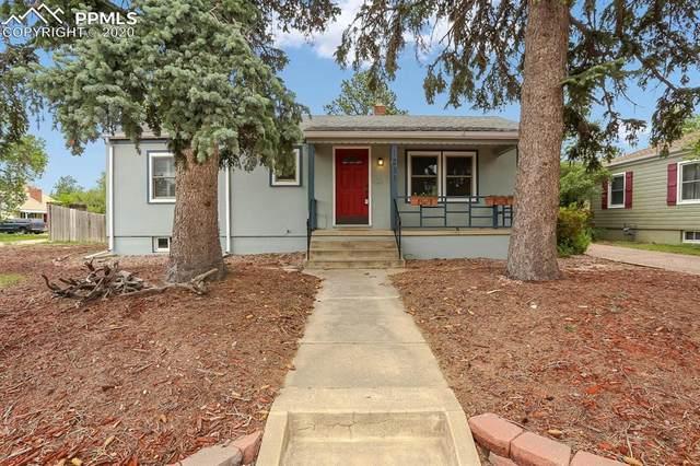 1231 N Cedar Street, Colorado Springs, CO 80903 (#3107635) :: Tommy Daly Home Team