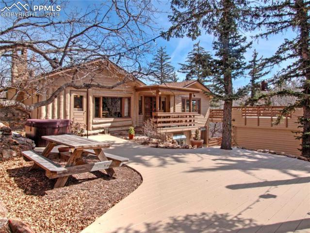 310 Bear Creek Road, Colorado Springs, CO 80906 (#3107823) :: Compass Colorado Realty